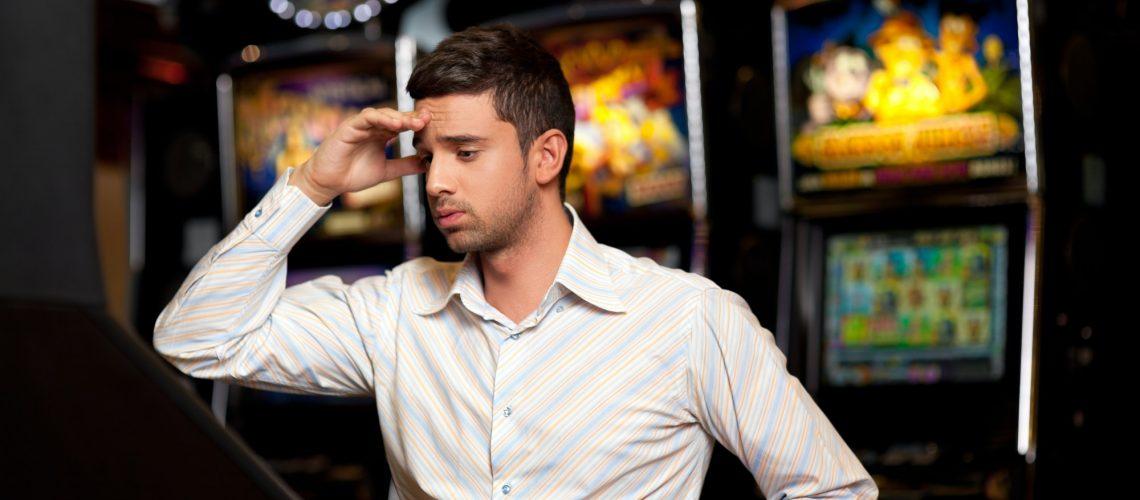 slot machine looser